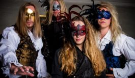 "Sweden's The Grand Masquerade Releases Debut Music Video ""By My Side"""
