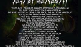NWoBHM Legends RAVEN Kick Off US Tour