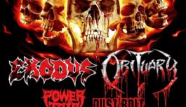 DUST BOLT Prepares For North American Tour With Obituary and Exodus