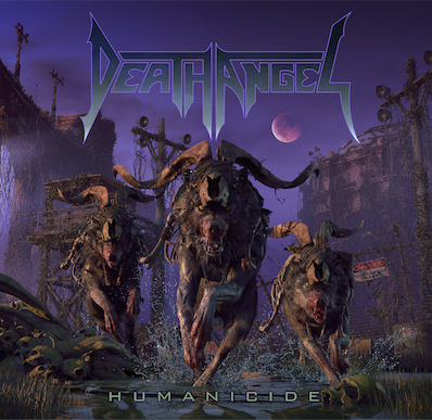 Death Angel To Release New Album Humanicide in May