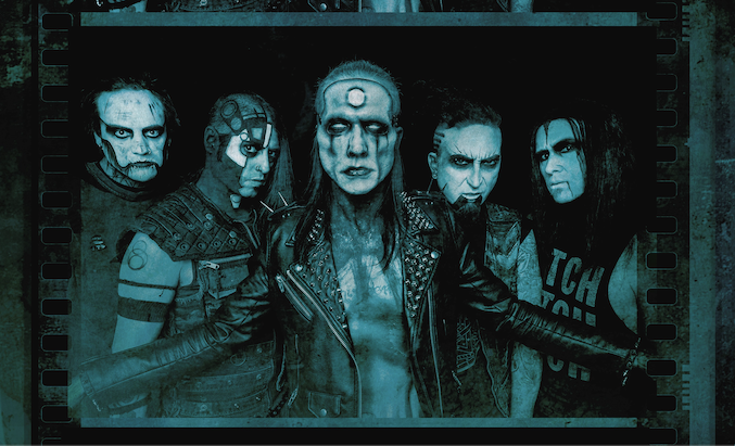 """WEDNESDAY 13 UNVEILS MYSTERIOUS TRAILER FOR UPCOMING SONG """"ZODIAC"""""""