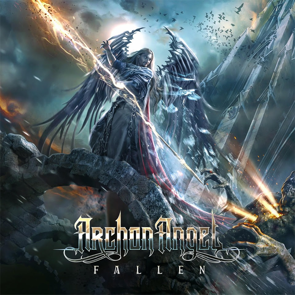 Check Out ARCHON ANGEL, Featuring Zak Stevens From Savatage On Lead Vocals