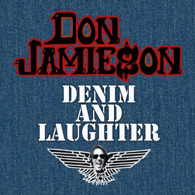 """Don Jamieson Discusses New Album """"Denim And Laughter"""""""