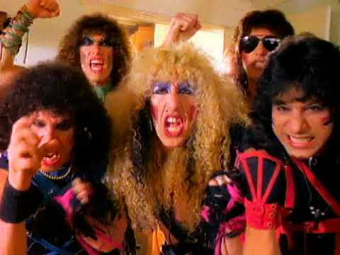 Watch Twisted Sister's Full 1984 Stay Hungry Concert
