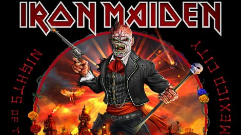 """Iron Maiden To Release New Double Live Album """"Nights Of The Dead, Legacy Of The Beast"""""""