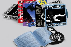 Iggy Pop And The Stooges - From K.O. To Chaos 8 Disc Box Set (Review)