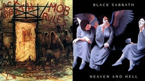 Black Sabbath - Mob Rules And Heaven And Hell Deluxe Editions (Review)