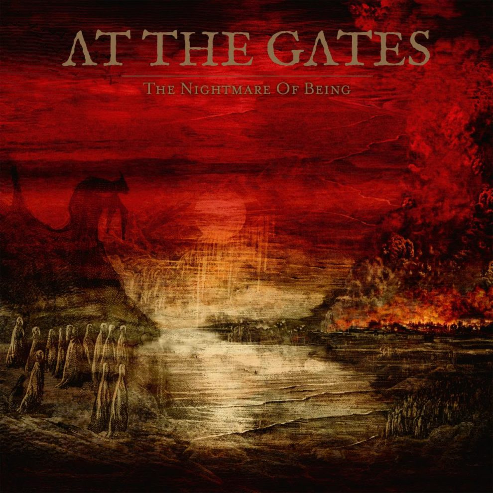 """At The Gates Release First Single """"Spectre of Extinction"""""""