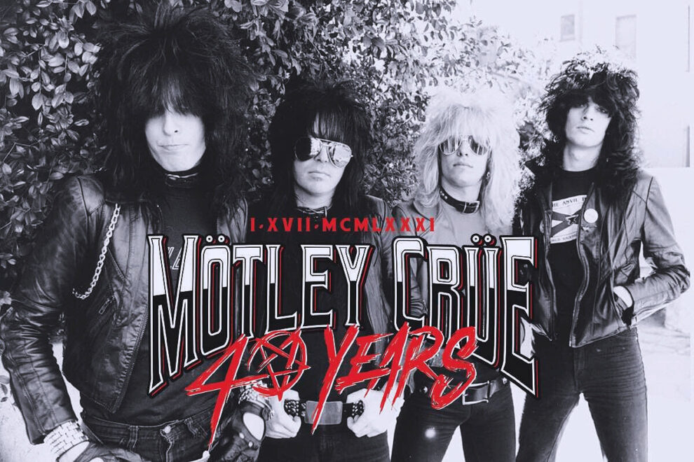Watch Our Playlist For The Greatest Video Hits By Motley Crue