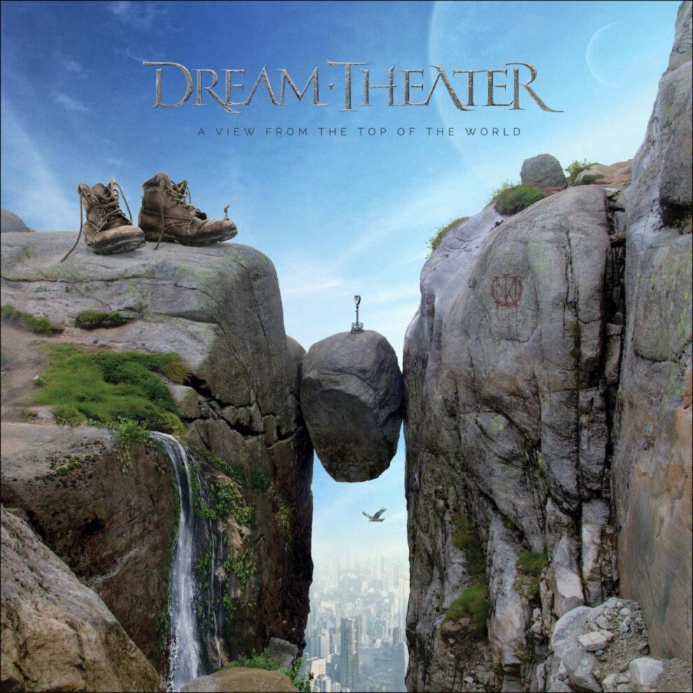 """DREAM THEATER RETURN WITH 15th STUDIO ALBUM - """"A VIEW FROM THE TOP OF THE WORLD"""""""