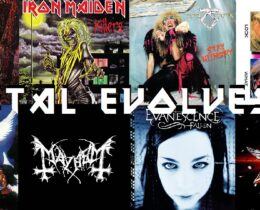 Metal Music Is A Constantly Evolving Art Form