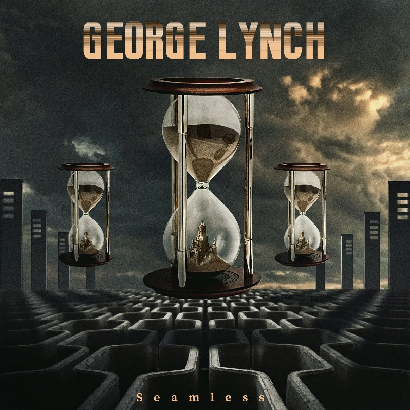 GUITAR ICON GEORGE LYNCH TO RELEASE FIRST-EVER INSTRUMENTAL ALBUM SEAMLESS