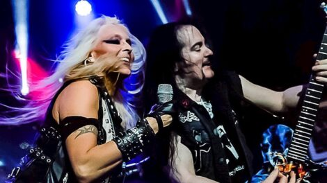 """Interview With Doro Pesch """"The Queen Of Metal"""""""