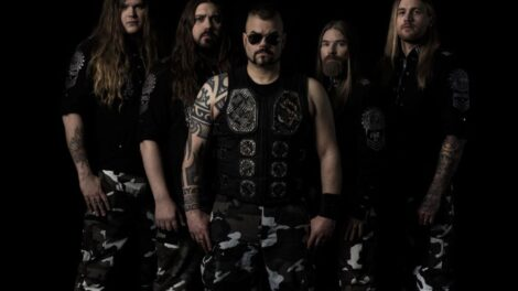 Sabaton's Joakim Brodén Discusses Being On The Judas Priest 50th Anniversary Tour In New interview