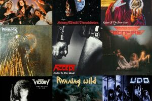 The Top 15 German Metal Bands Of the 80s
