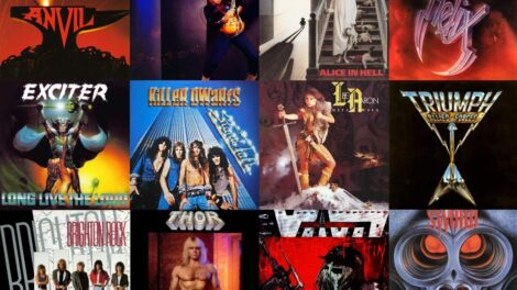 The Top 15 Canadian Metal Bands Of The 80s